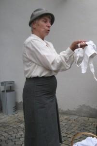Lehrerin der Frauenarbeitsschule